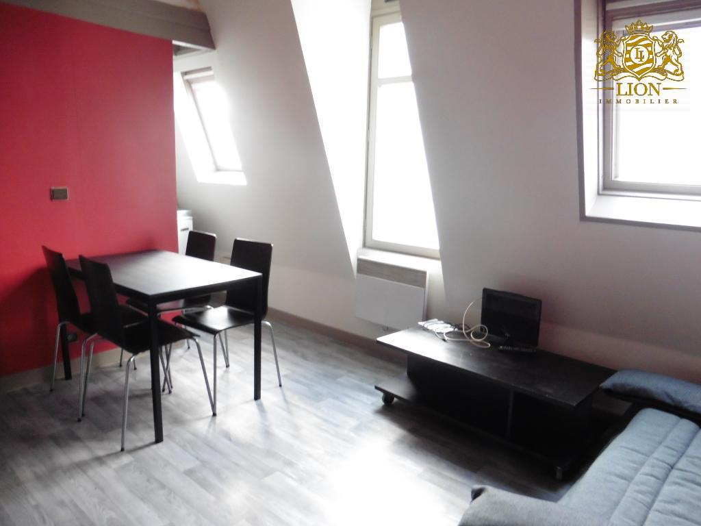 Location appartement - TYPE 2 MEUBLE VIEUX LILLE