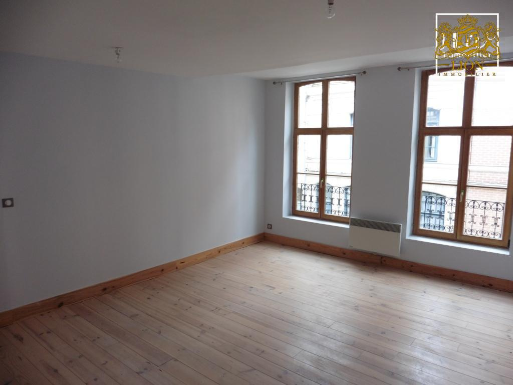 Location appartement - APPARTEMENT TYPE 3 VIEUX LILLE
