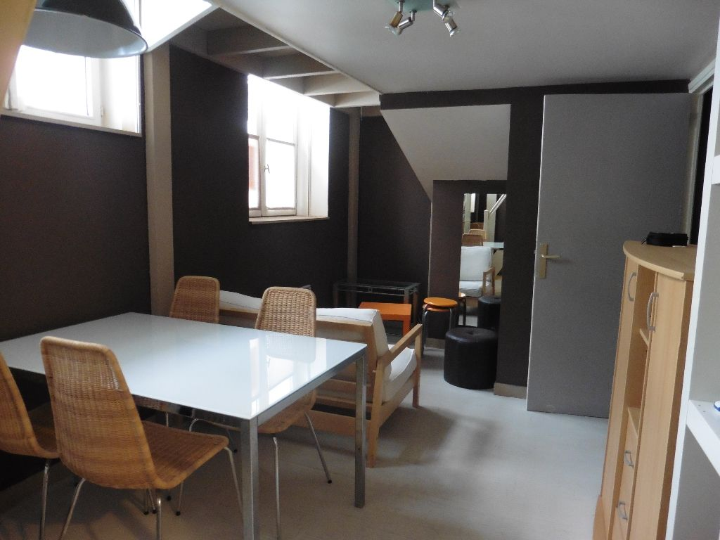 Location appartement - TYPE 2 VIEUX LILLE  MEUBLE