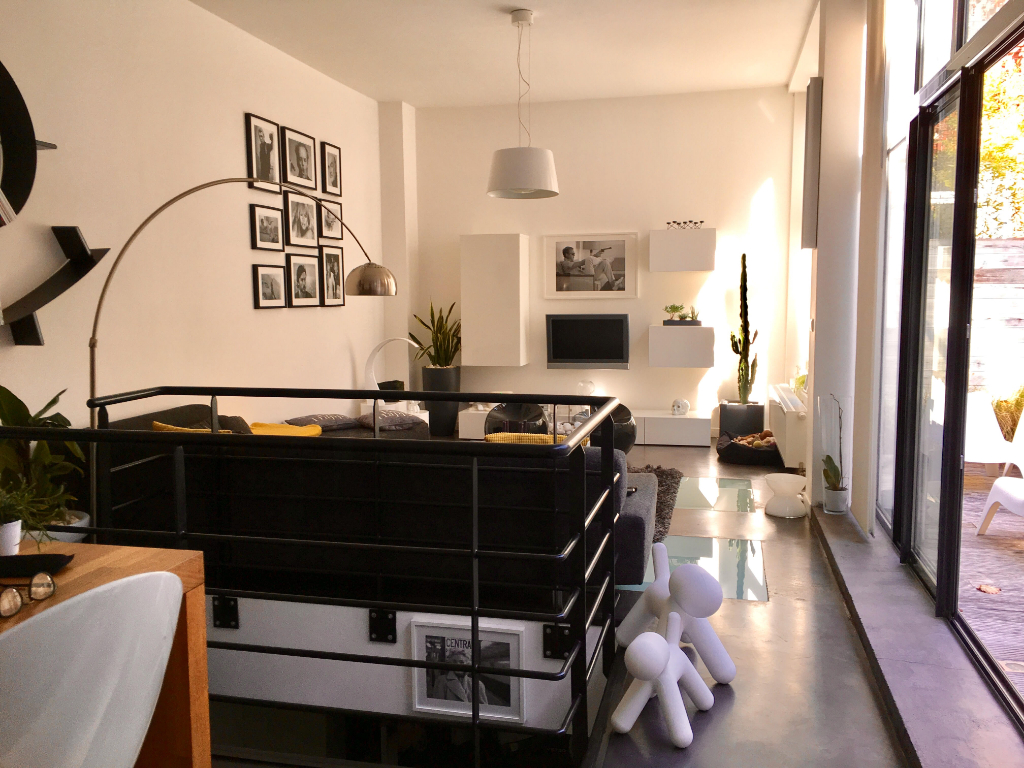 Vente appartement - Splendide appartement style Loft - Lille Centre