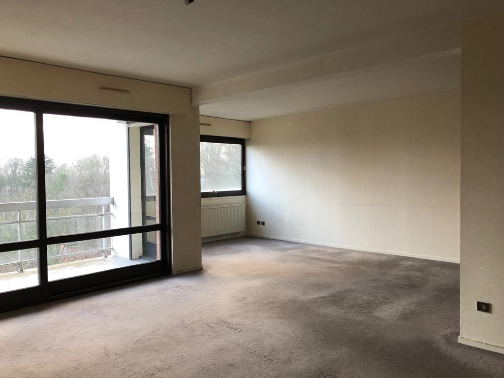 Vente appartement - ROUBAIX DELORY, T4 avec garage, parking et cave