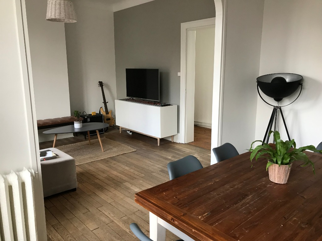 Location appartement - Appartement 108m² meublé