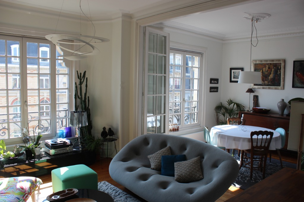 Lille Opéra / Appartement Bourgeois 99m² - 2 chambres
