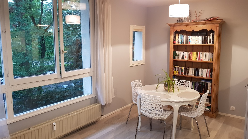 Vente appartement - Flers-Bourg, appartement T2 de 53 m² avec parking