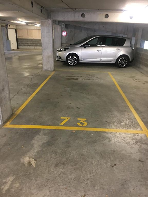 Parking sécurisé