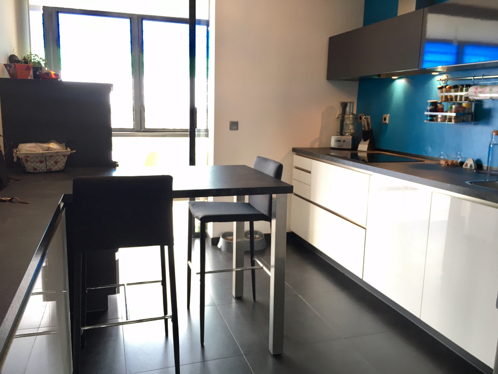 LILLE GARES - Appartement 77m² vues panoramiques !